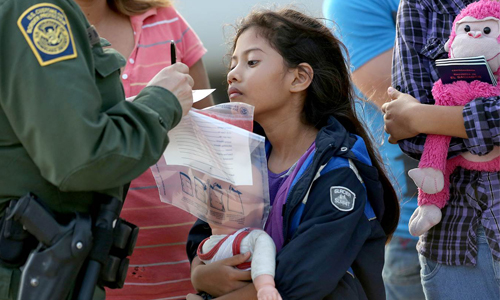 Immigrant Children Sent To Join Adults In The US Illegally