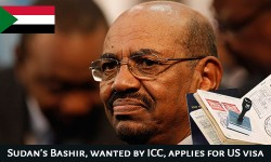 Wanted By ICC, Sudan President Applies For The US Visa