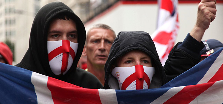 Hate crime surges in UK after Brexit