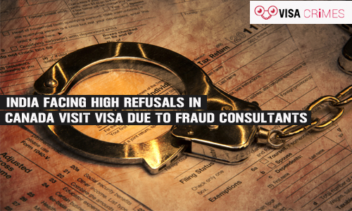 India Facing High Refusals in Canada Visit Visa Due to Fraud Consultants