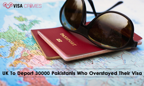 UK to Deport 30000 Pakistanis Who Overstayed their Visa