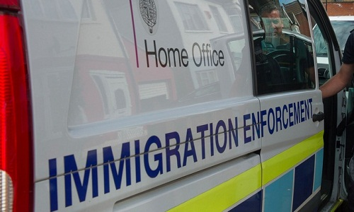 Arrests in illegal immigration plunge all over Wales