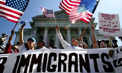 Illegal immigrants and their impact on economy of the US