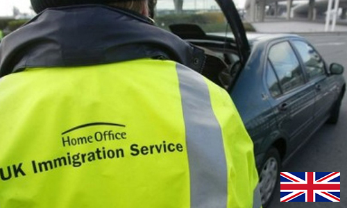 Immigration raid sees man staying in Peterborough illegally, arrested