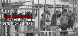 New Zealanders highest in Australia detention centers