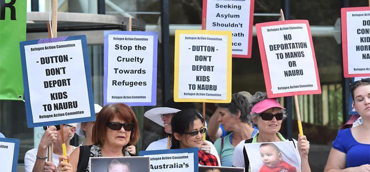 Abuse prevalent in Australian Immigration detention centers