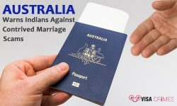 Australia Warns Indians Against Contrived Marriage Scams