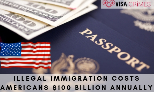 Illegal Immigration Costs Americans $100 Billion Annually