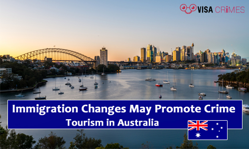 Immigration Changes May Promote Crime Tourism in Australia