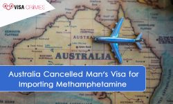 Australia Cancelled Man's Visa for Importing Methamphetamine