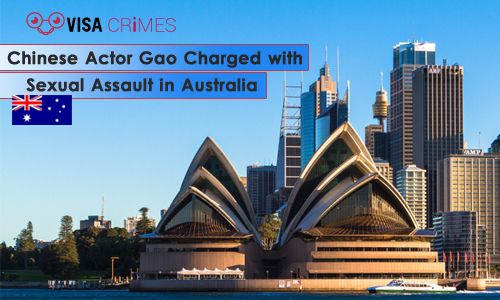 Chinese Actor Gao Charged with Sexual Assault in Australia