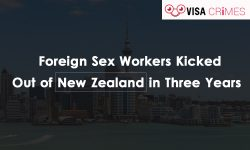 Foreign Sex Workers Kicked Out of New Zealand in Three Years