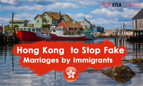 Hong Kong Told to Crackdown Sham Marriages by Immigrants