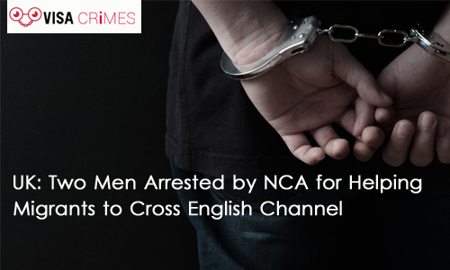 UK: Two Men Arrested by NCA for Helping Migrants to Cross English Channel
