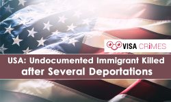 USA: Undocumented Immigrant Killed after Several Deportations