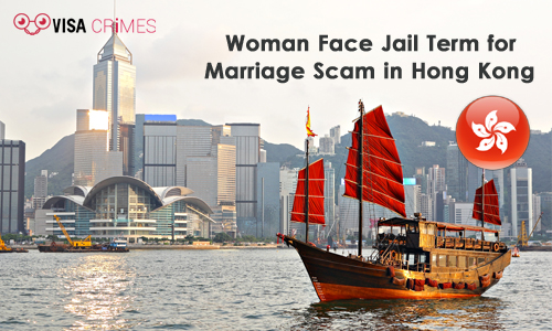 Woman Face Jail Term for Marriage Scam in Hong Kong