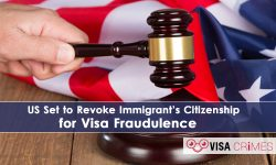 Immigrant Pleads Guilty to Unlawful Naturalization in the US