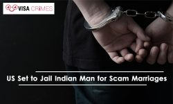 US Set to Jail Indian Man for Scam Marriages