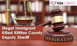 Illegal Immigrant Killed Kittitas County Deputy Sheriff