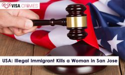 USA: Illegal Immigrant Kills a Woman in San Jose