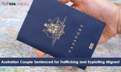 Australian Couple Sentenced for Trafficking and Exploiting Migrant