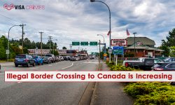 Illegal Border Crossing to Canada is Increasing