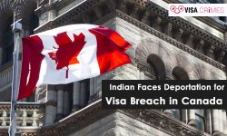 Canada to Deport International Student for Breaching Visa Condition