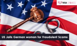 German Sentenced for Scam in the US