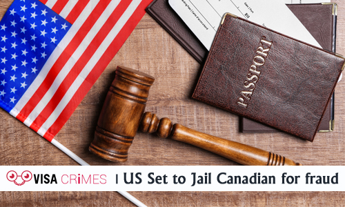 US Set to Jail Canadian for fraud