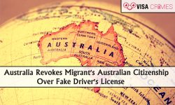 Fake foreign license see Afghan national lose Australian citizenship