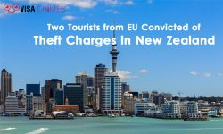 Two Tourists from EU Convicted of Theft Charges in New Zealand